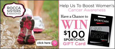 The Rocca Sisters Healing For Women's Cancers