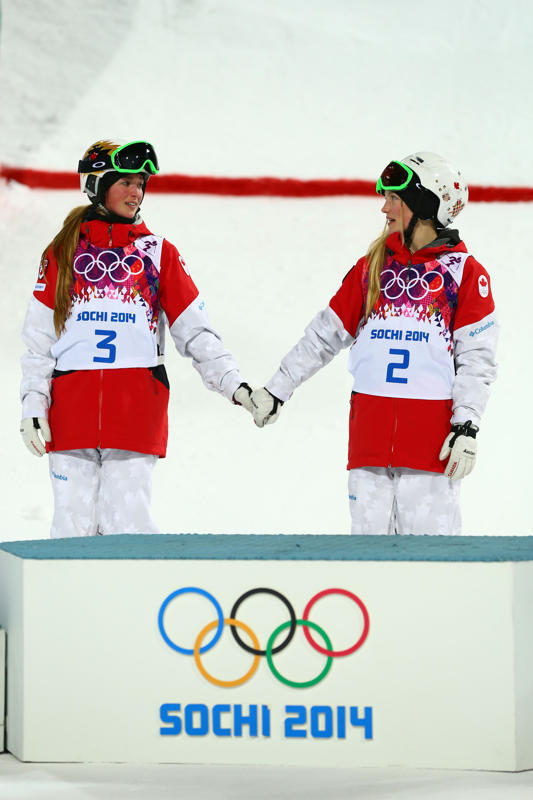 The Best Moments in Sochi