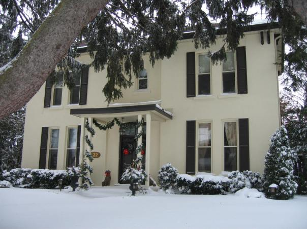 Tips for Winter Curb Appeal