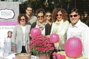 Rocca sisters Applefest Fall Fair 2013